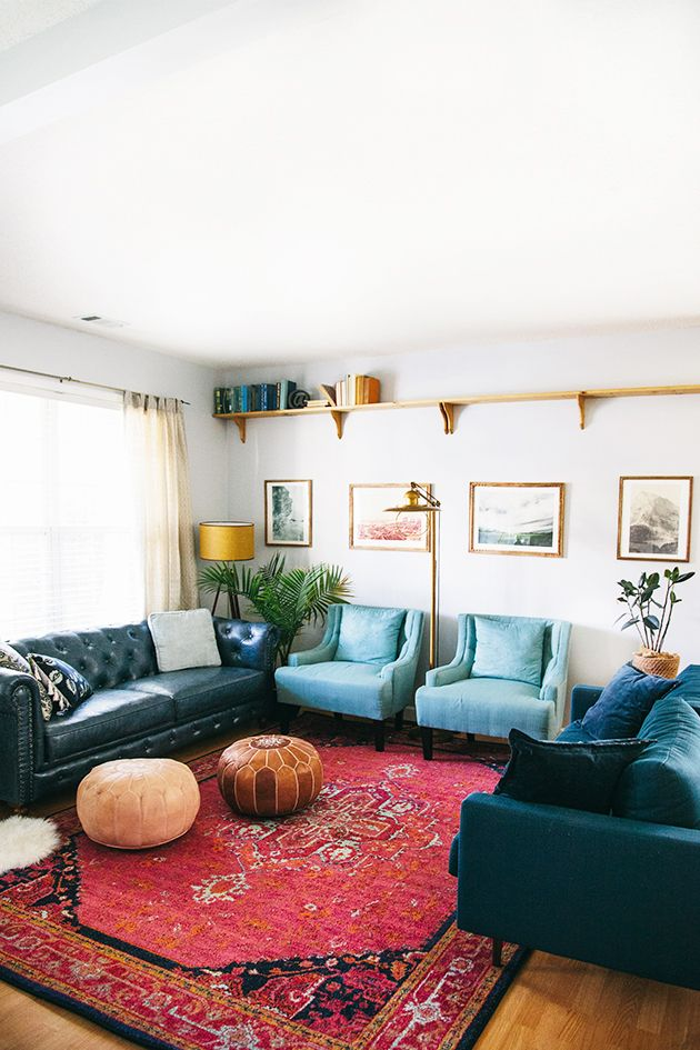 31 Inspiring Bohemian Decorating Ideas For Living Room on Bohemian Living Room Decor Ideas  id=90626