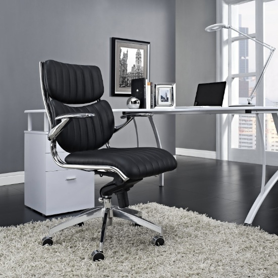 LexMod Escape Midback Office Chair