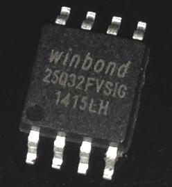 winbond-25q32fv