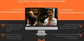 Evolution Radio Show Folge #042: Herz-Kreislauferkrankungen, Diabetes und Cholesterin - Interview mit Dr. Jeffry Gerber + Ivor Cummins