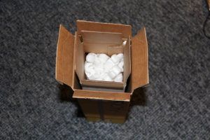 Auspacken