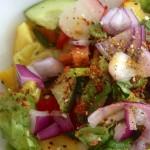Pawel's bunter Paleo Salat