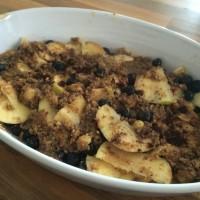 Brainfood Rezept: Blaubeeren Streuselkuchen - Schritt 04