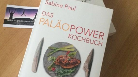 PaläoPower Bücher von Dr. Sabine Paul