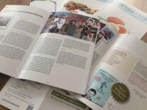 Publikation: Mein Artikel im aktuellen Low Carb / LCHF Magazin für Gesundheit und ketogene Ernährung von LCHF-Deutschland.de