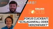 ERS Folge #094: Stellungnahme zum Focus Artikel