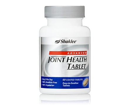Produk Shaklee : Advanced Joint Health Tablet / AJHT Shaklee