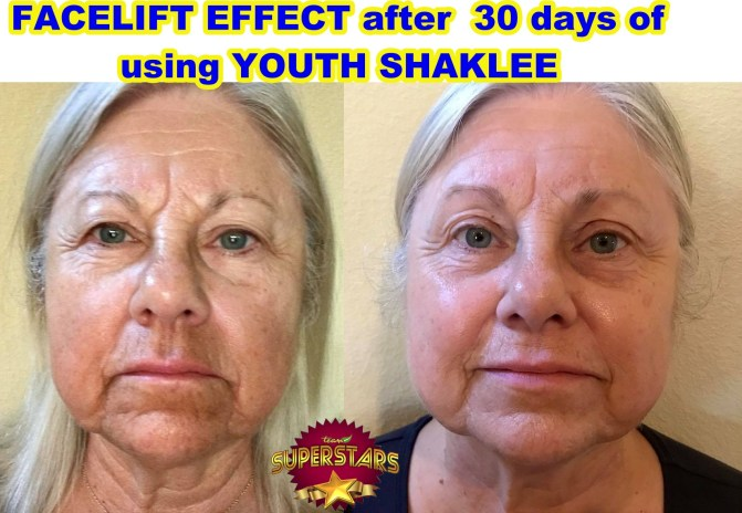 YOUTH SHAKLEE REVIEW BEFORE AFTER