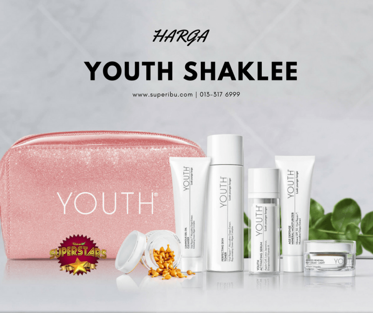 HARGA YOUTH SHAKLEE, YOUTH SHAKLEE PRICE MALAYSIA, HARGA YOUTH LUMINOUS GEL OIL CLEANSER, HARGA YOUTH PERFECTING SKIN TONER, HARGA YOUTH ACTIVATING SERUM