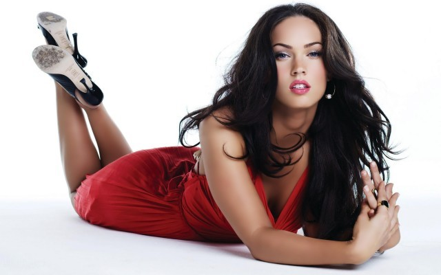 megan-fox-red-dress
