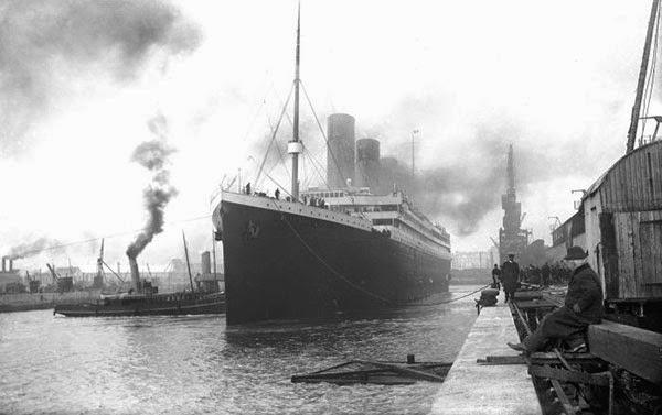 Titanik son yolculuğuna çıkıyor