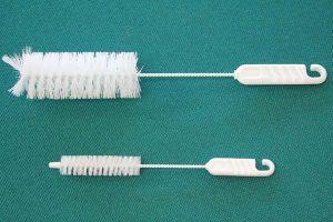Brush For Tubular Drinkers/Feeders