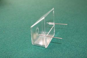 Flush Fit Seed Hoppers(Wire Hooks)