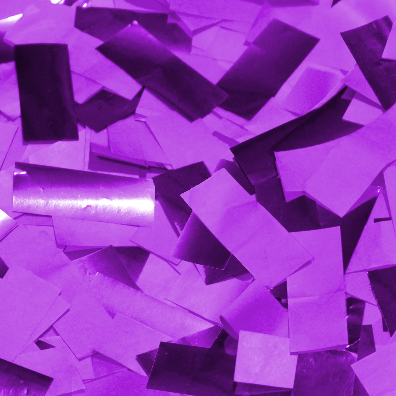 Purple Confetti Cannon Superior Celebrations