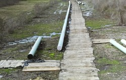 Pipeline mats from Superior Mats