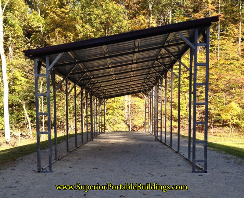 A Fine Shooting Shelter By Superior Buildings