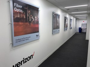 4x4 Standoffs | Large Format Printing | Medford/Boston, MA