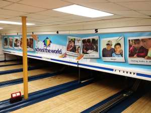Bowling Alley Graphics