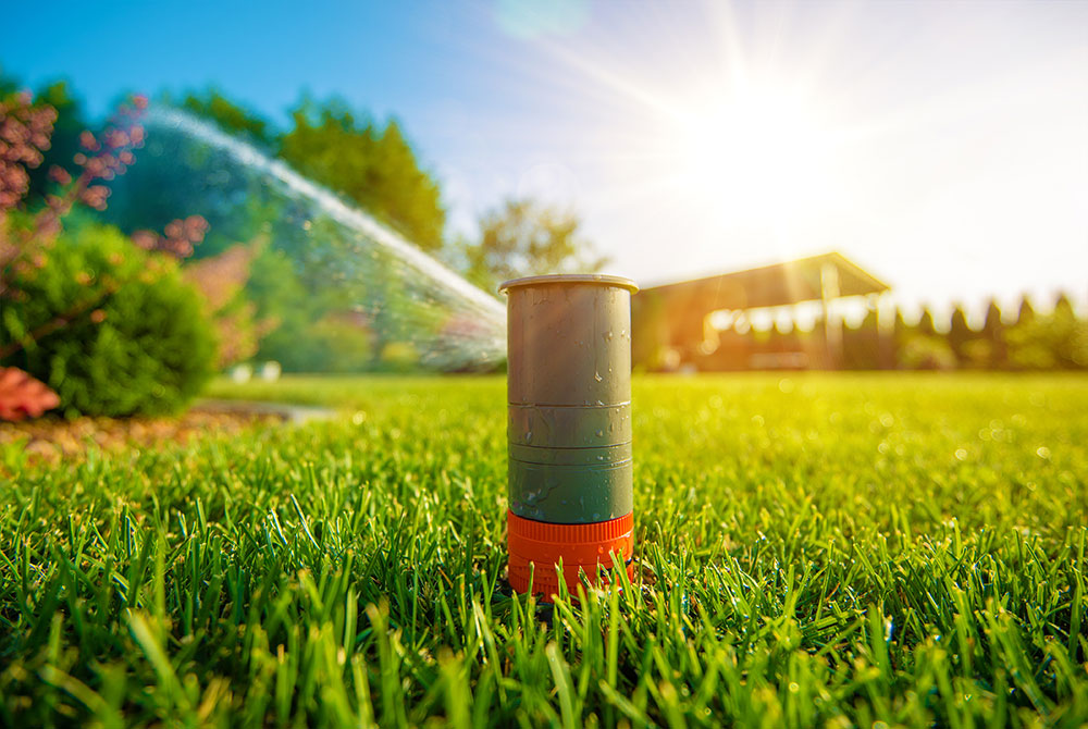 utah irrigation and sprinklers