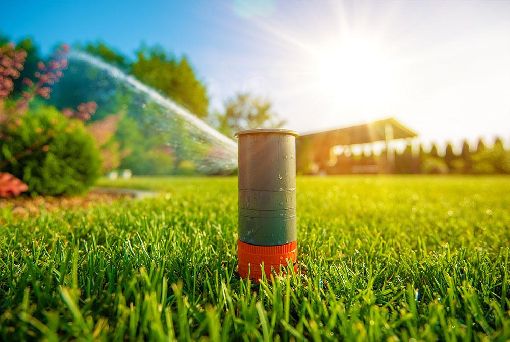 utah irrigation and sprinklers