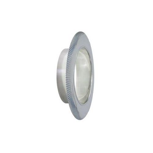 Nerezová rozeta pro komínové nerezové systémy s izolací 50 mm