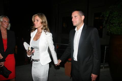 aligursoy melisgursoy 1 - İşadamı Ali Gürsoy ile Melis Gürsoy'un evliliğini bitiren isimle görüntülendi