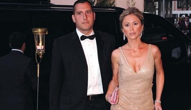 İşadamı Ali Gürsoy ile Melis Gürsoy'un evliliğini bitiren isimle görüntülendi