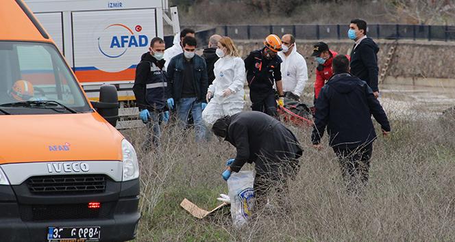 İzmir'de taşkına kapılan 2 kişinin cansız bedenine ulaşıldı