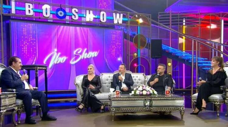 'İbo Show'da duygulandıran Kemal Sunal anısı