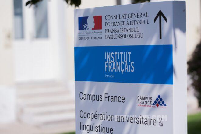 Institut français'den kadın hakları farkındalık kampanyası