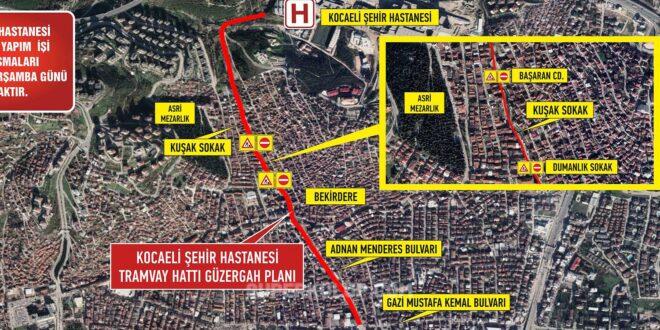 tramway hatti e1617168701429 - Ulaştırma Bakanlığı'nın skandal ihalesi tanıdık isme gitti, mahkeme ihaleyi iptal etti