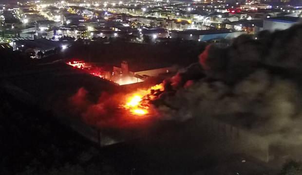 Tuzla'daki  yangından acı haber geldi!