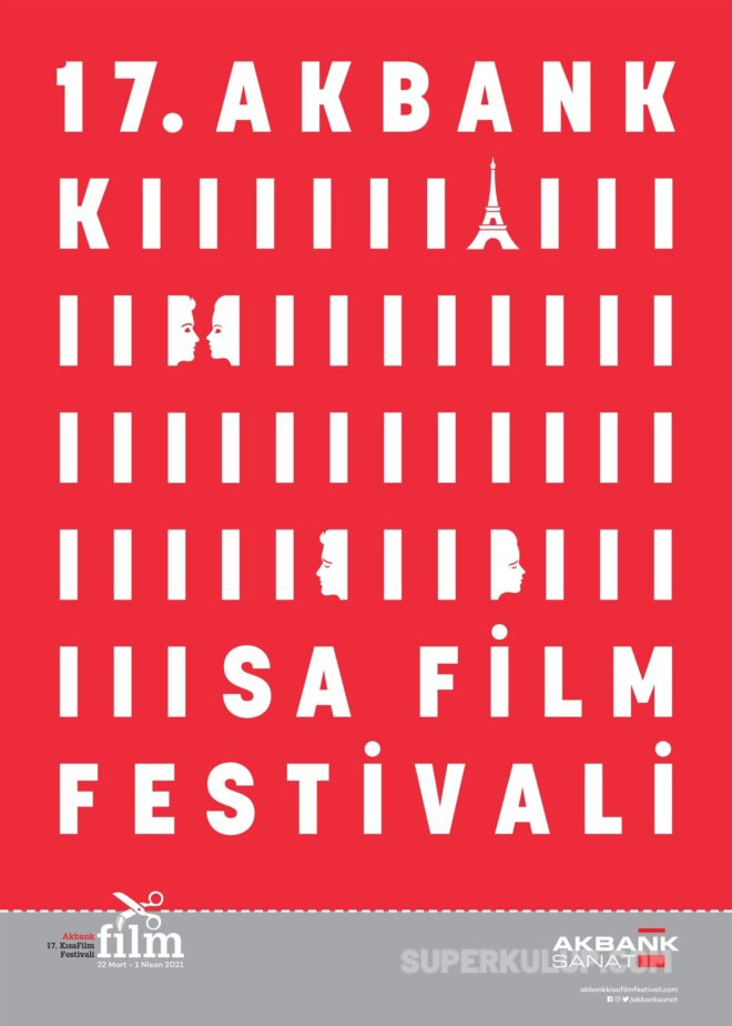1617346101 17. Akbank K  sa Film Festivali  1  scaled e1617348845365 - 17. AKBANK KISA FİLM FESTİVALİ'NDE  ÖDÜLLER SAHİPLERİNİ BULDU