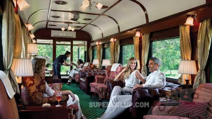 Türkiye'nin ilk yataklı lüks tren turu'nun rotası nereye olacak?
