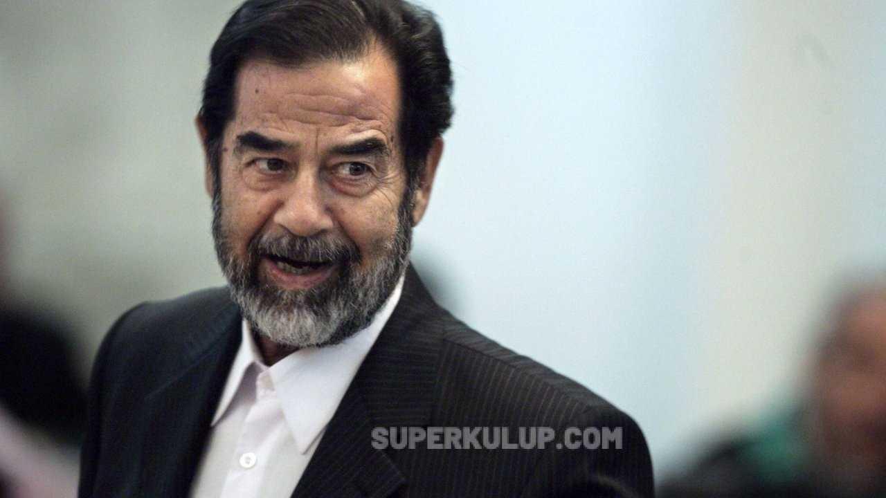 Saddam'ı yargılamıştı koronadan can verdi