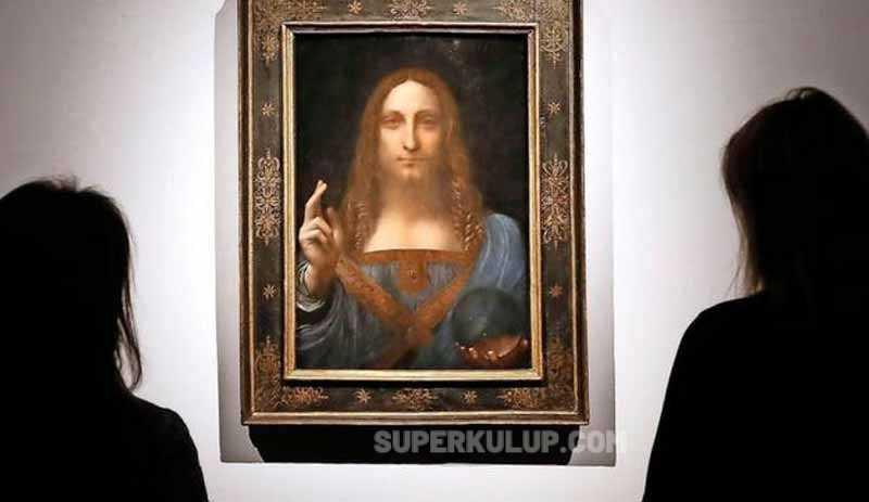 Dünyanın en pahalı tablosu olan Leonardo da Vinci tablosu NFT olarak satışta!