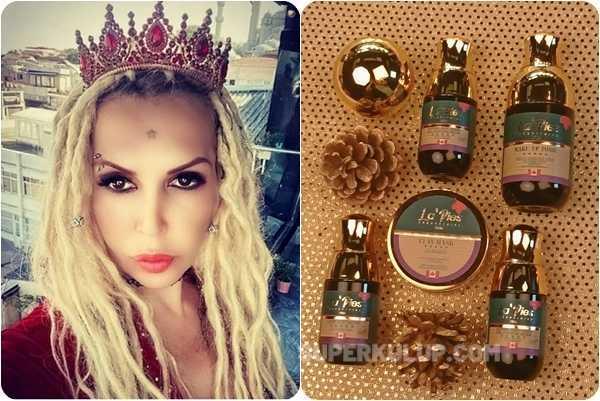 Seyhan Soylu'nun yeni mesleği ne kozmetik sektörüne adım attı!