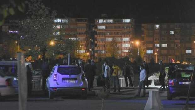 Husumetli aileler birbirine girdi: 10 yaralı