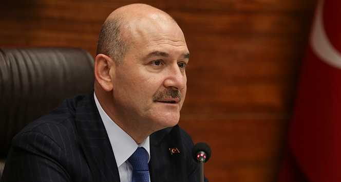 İçişleri Bakanı Soylu: 'Bugün İstanbul polisi çok önemli bir katliamı engellemiştir'