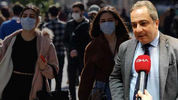 Prof. Dr. Mustafa Necmi İlhan vaka artışına dikkat çekip uyardı: 'Parkların dahi kapanması…'