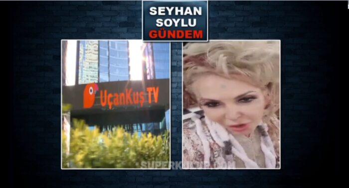 Seyhan Soylu Uçankuş Tv'de neler yaşandığını açıkladı