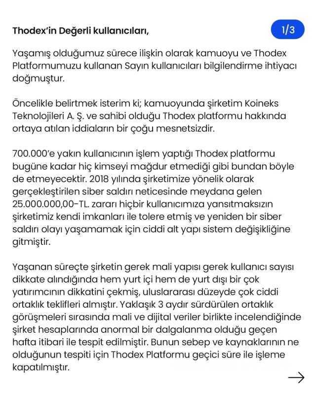 son dakika thodex in kurucusu faruk fatih ozer 14083963 8249 m - Thodex'in kurucusu Faruk Fatih Özer kaçtığı iddialarını yalanladı: Yatırımcılarla görüşmeye gittim