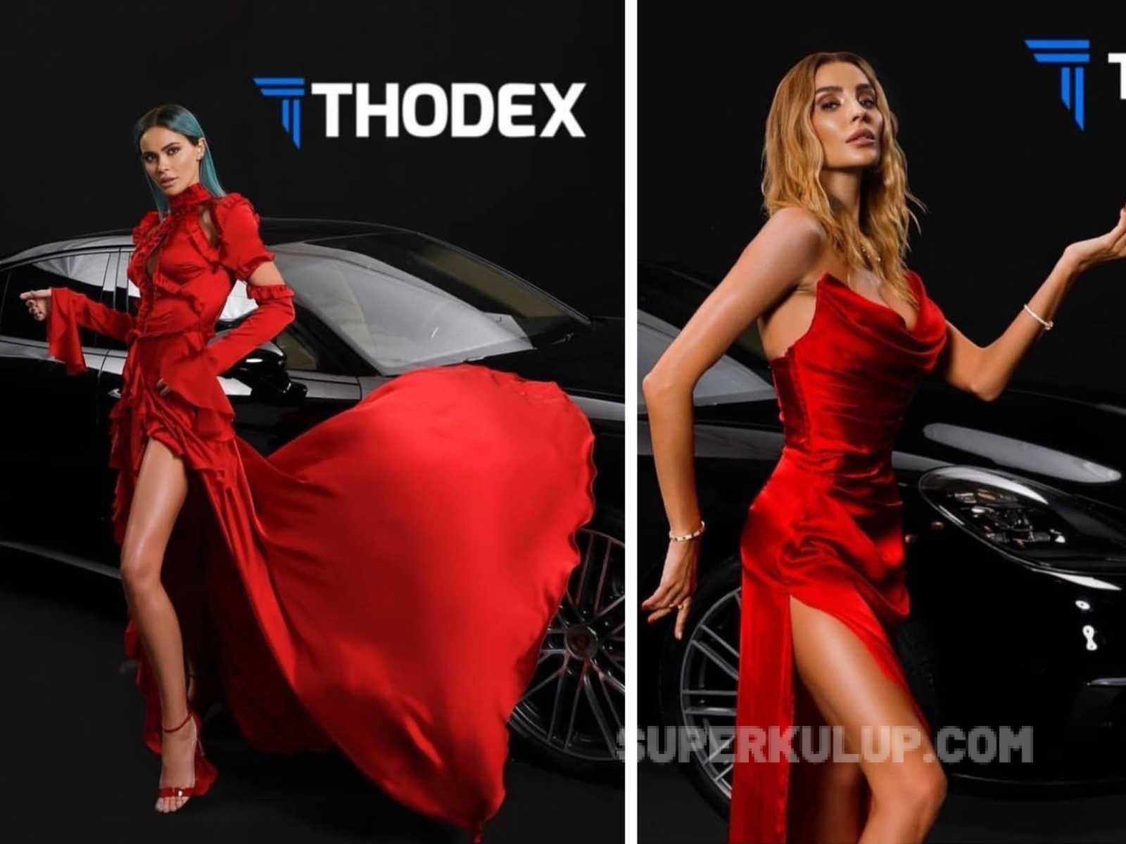 thed3 - 2 Milyar Dolarlık vurgun yapan Thodex, 8 ünlü mankeni kullanmış!