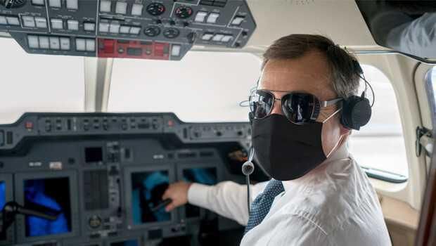 Türkiye'nin pilot sayısı 12 bine yaklaştı