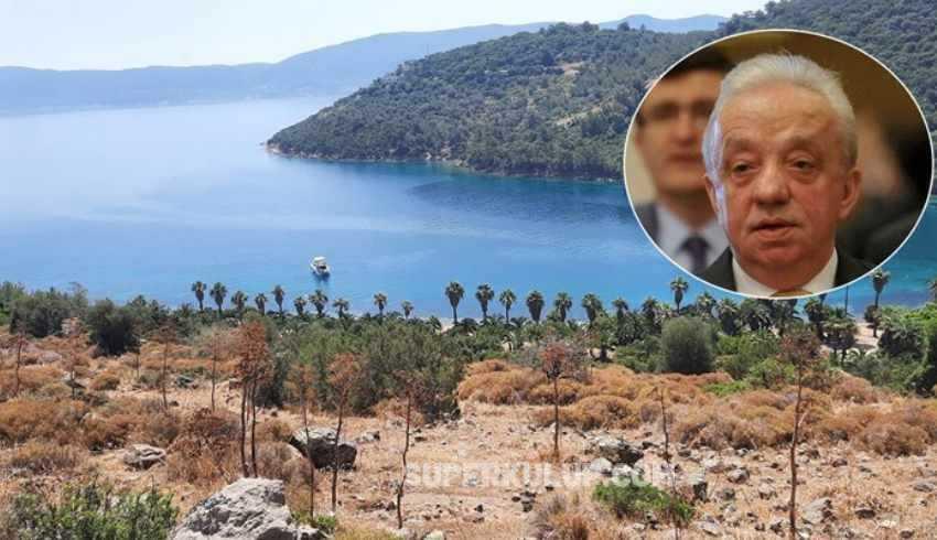 Cengiz Holding bu seferde gözünü Cennet Koyu'na dikti