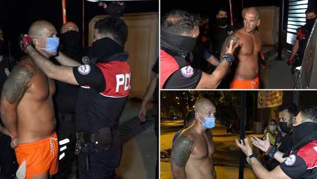 Antalya'da kadın polise ahlaksız teklifte bulunan İngiliz turist yine gözaltında