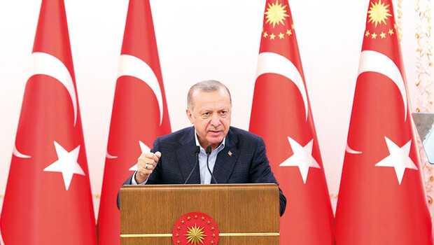 Erdoğan, Malezya Kralı ve Katar Emiri ile görüştü