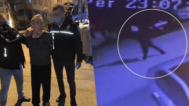İstanbul'da Emniyet ve MİT'ten nefes kesen operasyon! Çıplak ayakla kaçarken yakalandı