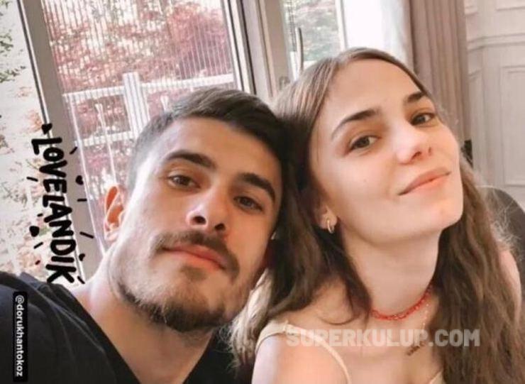 Bahar Şahin ile Dorukhan Toköz aşk yaşıyor
