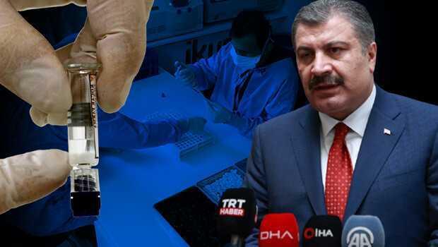 Sağlık Bakanı Fahrettin Koca'dan koronovirüs aşısı açıklaması… Üçüncü doz yerli olacak
